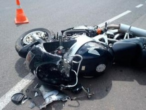 В Хакасии юные мотоциклисты попали в больницу с травмами