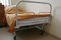 В саяногорской больнице больной обворовал соседа по палате