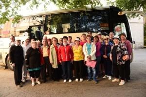 Инвалиды по зрению посетили главные достопримечательности Хакасии