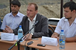 «Аршановский» провел встречу с журналистами