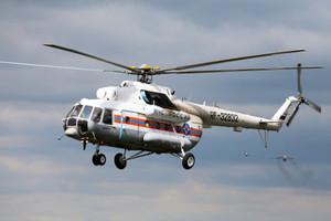 В Туве найден пропавший осенью вертолет