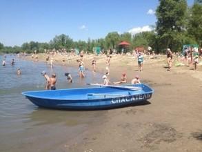 В Хакасии заканчивается пляжный сезон