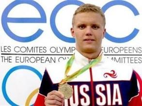 Уроженец Хакасии завоевал для российской сборной три награды на первенстве Европы