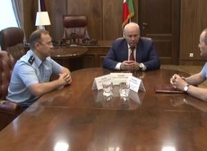 У Хакасии новый Прокурор