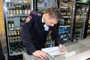 В Хакасии изъяли более 400 литров спиртного
