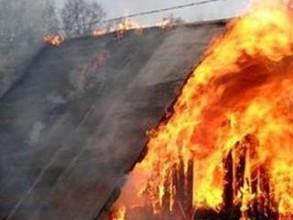 В Саяногорске потушено два пожара
