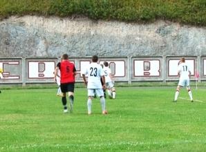 Черемушкинский «Ротор» не смог пройти в финал кубка Хакасии по футболу
