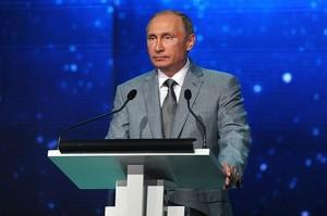 Путин разъяснил 11-летнему мальчику причины колебания курса рубля