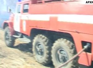 Число лесных пожаров в Хакасии не увеличивается
