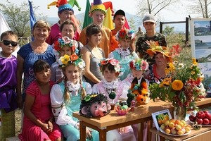Дети из реабилитационного центра Хакасии поучаствовали в «Сибер Ил»