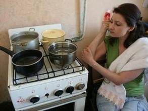 Саяногорск на неделю оставляют без горячей воды