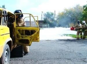 Скорая, пожарные и госавтоинспекторы спасли мнимых пострадавших в ДТП