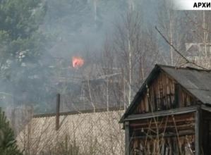 Пожароопасный режим в Хакасии могут снять