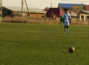 «Ротор» продолжает борьбу за серебро чемпионата Хакасии по футболу