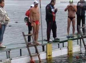 4 медали привез саяногорский морж с соревнований, проходивших в Красноярске