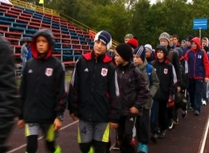 Два дня футбола «олимпийских надежд»