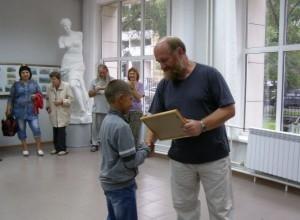 В Абакане наградят одаренных детей творческой школы «Осень в Саянах»