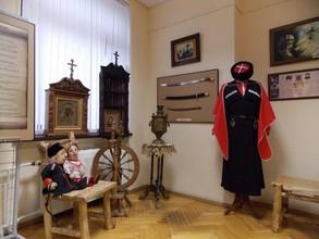 В Саяногорске музейшики и казаки объединились, чтобы создать тематическую выставку