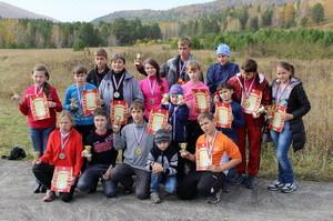 В Хакасии завершились состязания по спортивному ориентированию