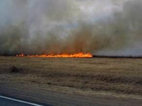 Хакасия под угрозой пожаров