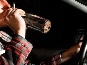 В Хакасии пьяный подросток устроил ночное вождение