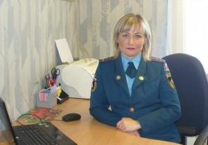 Ольга Пикурова стала лучшим госинспектором по пожарному надзору в Хакасии