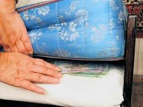 В Хакасии пенсионерка показала ворам, где деньги лежат