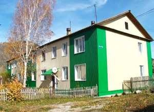 Еще два дома в Майна откапиталены