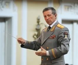 Главный военный дирижер России возглавит Симфонический оркестр Хакасской филармонии