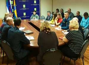 Облагораживание поселков и другие вопросы сегодня обсудили на еженедельной планерке в администрации муниципалитета
