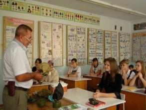 В Хакасии выбрали лучшего учителя ОБЖ
