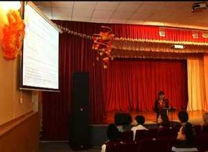 УСПН провело семинар для многодетных