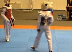 У саяногорцев бронза международного турнира «Мангуста» по тхеквандо