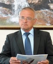 Директор МЖФ Абакана Василий Хамин получил медаль от главы Хакасии
