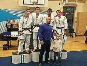 Сборная Хакасии по дзюдо завоевала 7 медалей на престижном турнире в Красноярске