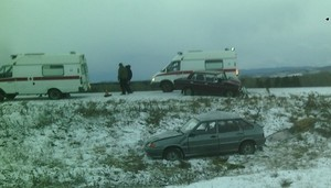 Авария в Саяногорске: пострадала 5-летняя девочка