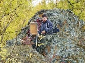 Саянский вернисаж Дмитрия Гусева