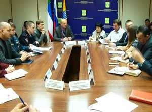 В Администрации Саяногорска подвели итоги октября