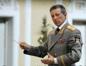 По Хакасии с концертами проедет главный военный дирижер Валерий Халилов