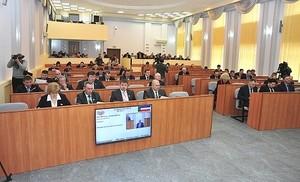 Профсоюзы Хакасии и Верховный Совет провели обширное совещание