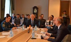 В Хакасии на комиссии по ЧС обсудили предстоящий отопительный сезон