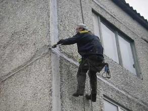 В Хакасии монтажник-альпинист упал с высоты пятиэтажного дома