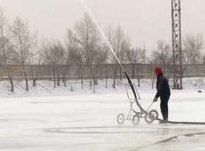 В Саяногорске откроются 9 катков
