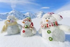Новогодний конкурс «Зимнее чудо»
