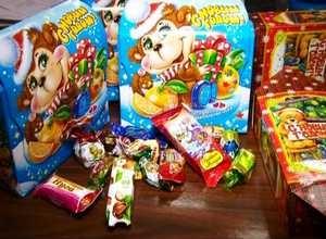 УСПН Саяногорска начинает выдачу Новогодних подарков