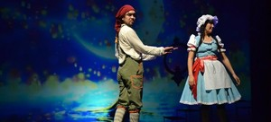 Хакасский драмтеатр поставил в Абакане рождественскую сказку «Карлик Нос»