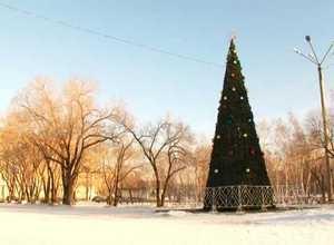Саяногорск встречает Новый год