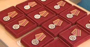 Житель Хакасии украл награды деда-ветерана