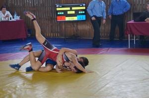 В Хакасии определили лучших борцов