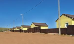 Глава Хакасии потребовал от подрядчиков устранения замечаний по жилью, построенному в Шира